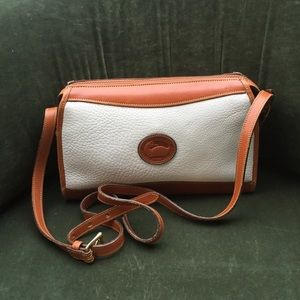 Dooney & Bourke Leather VINTAGE bag shoulder purse